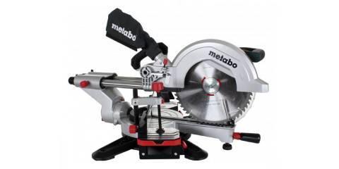 Pilarka do cięcia kątowego i ukośnego (kapówka) Metabo KGS 305 M z funkcją posuwu 619305000